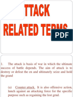 Attack Related Terms