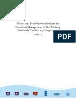 R.P(S).1. Financial Management Guide