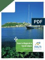 Gozo Brochure - Spanish
