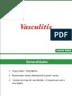 Resumen de Vasculitis