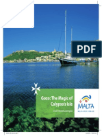 Gozo Brochure - English