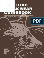 2014 Utah Black Bear Guide Book