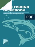 2014 Utah Fishing Guide Book