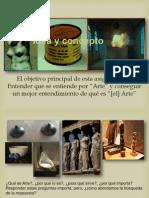 Definir El Arte_un Problema. Ej. Tiziano, Etc.