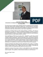 Mensaje de condolencia Prof. Ismael Pagán Trinidad