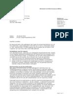 Proces Vergunningverlening v250 Trein