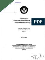 Naskah Soal OSN Guru IPA Biologi SMP 2013 Tingkat Propinsi.pdf