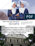 Martyrs of Angers