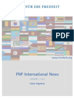 FNF International News 1-2010