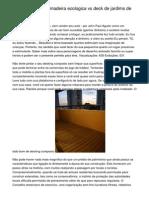 Coisas Ruins Sobre o Deck de Piscina de Madeira de Plastico.20140130.134307