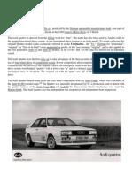 Audi Quattro 1980 Cercetare (3)