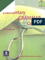 Longman - Elementary Grammar Games