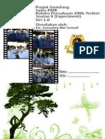 Koleksi Trial Science PMR Soalan 8 (Experiment) F1, F2, F3