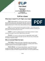 FLIP Fact Sheet
