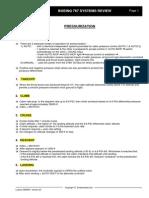 B767 Pressurization
