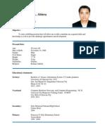 lencent Resume2
