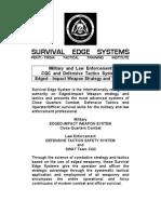 Military Cqc System
