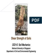 Shear Strength of Soils Final (Complete)