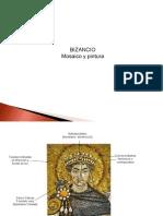 Mosaico y Pintura Bizantino