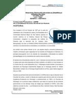 Reseña Congreso COPSI - Journal PSICOLOGICO