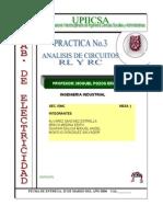 Electricidad - Practica 3