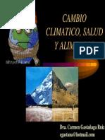 006CCES-Cambio Climatico Salud y Alimentos - Carmen Gastanaga