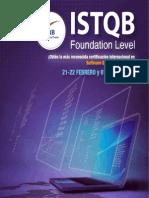Brochure Istqb Febrero 2014