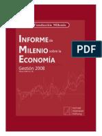 informe economico 2008