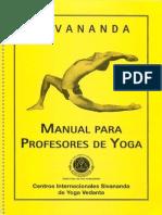 Manual Sivananda