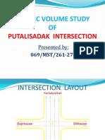 Traffic Volume Study - Putalisadak Intersection