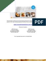 roband fryer 813r sales brochure_c
