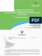 Buku Daflok Indikatif TA 2014 4m