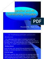 Refrigeration and Air Conditioning Principles
