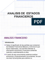 ANALISIS FINANCIERO AVAC