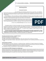 Técnico Bancário CEF  2012 Discursiva