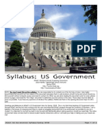 MSeLC US Government Syllabus Spring 2008 Neiffer