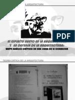 Presentación TEORIA CRÍTICA