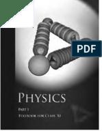 NCERT Class 11 Physics Part 1