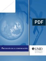Curso de psicología de la comunicación