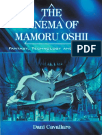 Cavallaro, Dani (the Cinema of Mamuro Oshii)