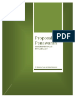 Proposal Penawaran Sistem Informasi Rumah Sakit