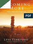 Becoming More Than a Good Bible Study Girl by Lysa TerKeurst - sampler