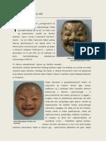 Maski teatru nō