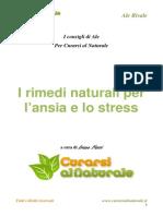 Ansia e Stress Irene Ferri Curarsialnaturale