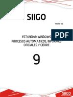 Cartilla 9 - Procesos Automaticos y Cierre Version 6.1