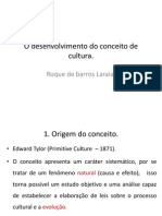 O Desenvolvimento Do Conceito de Cultura (1)