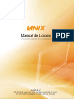 Lanix Manual de Uso