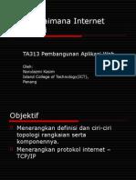 TA313 M2 Bagaimana Internet Berfungsi