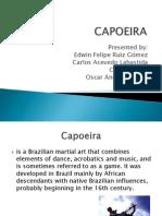 CAPOEIRA Exposition