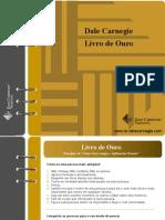 Livro de Ouro - Dale Carnegie.